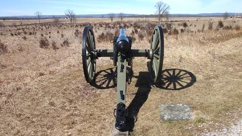 Gettysburg, Sighting in on Cemetery Ridge