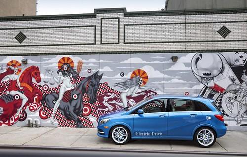 Mercedes-Benz: B-Class Electric Drive будет лучше BMW i3 и S-Class Coupe