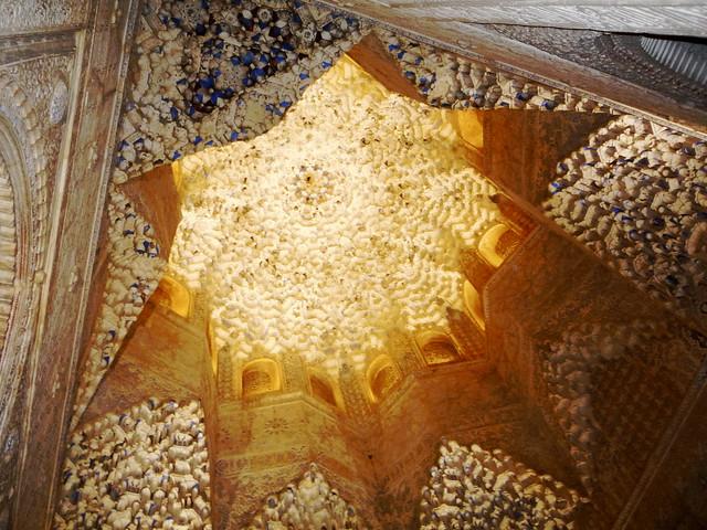 Granada Alhambra Nasridenpalast Nachtbesichtigung