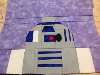 Lego Star Wars R2 D2