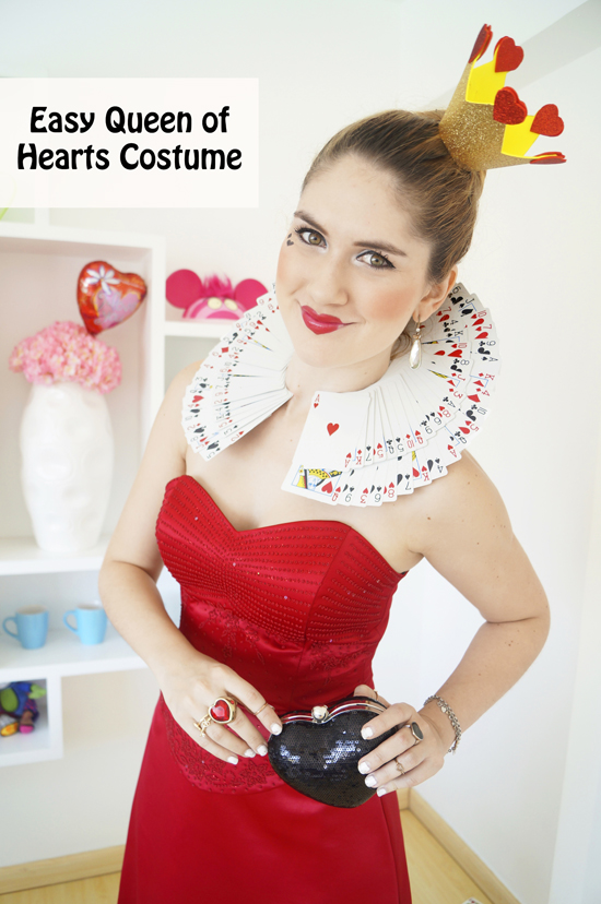 The joy of fashion october 2013 queen of hearts costume solutioingenieria