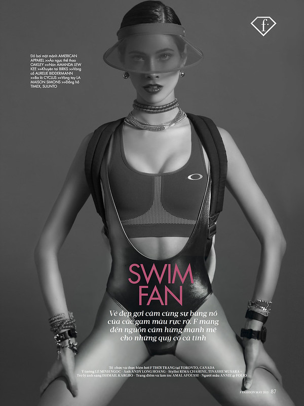 Fashion SWIM FAN 2