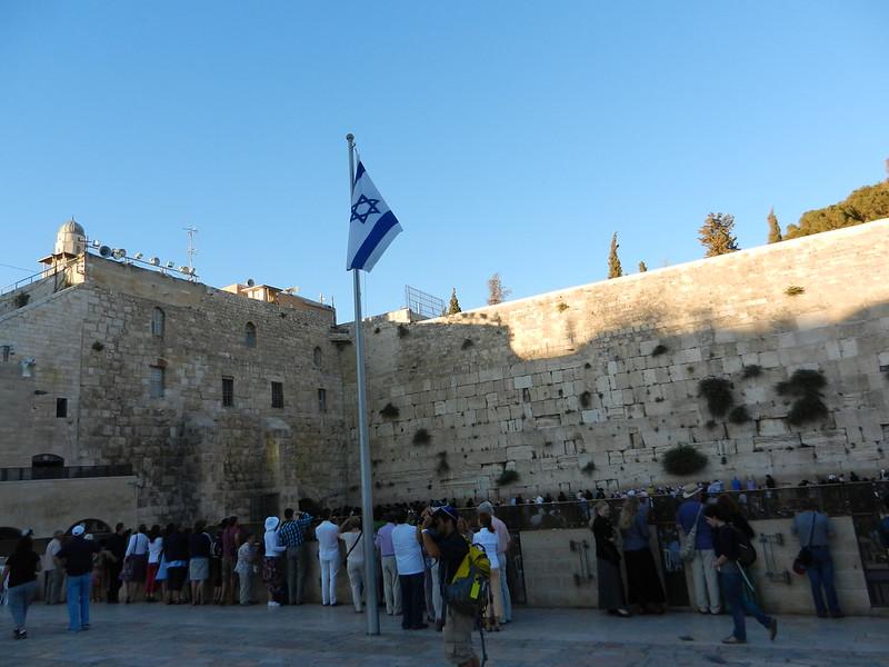 Иерусалим. Перед шаббатом. Стена Плача