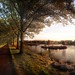 Panoramic Autumn Afternoon by Wameq R