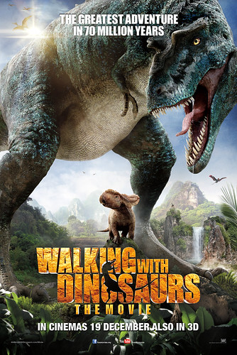 Filem WALKING WITH DINOSAURS THE MOVIE 3D – Budiey.com