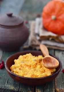 pumpkin and millet kasha.1
