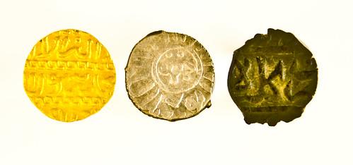 Mamluk coins