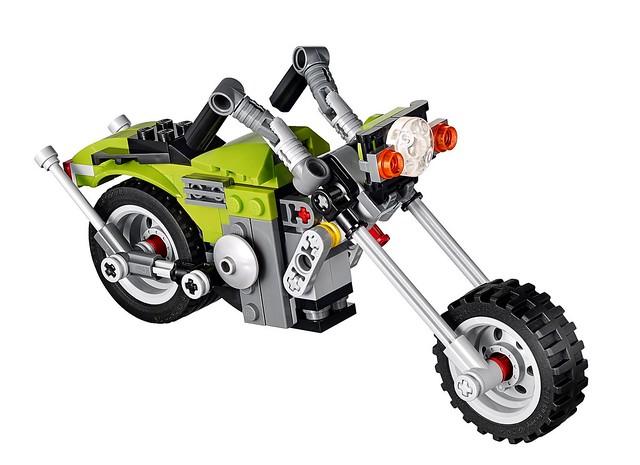LEGO Creator 31018 - Highway Cruiser