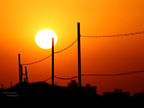 sunset saudi arabia 70300 غروب عسفان