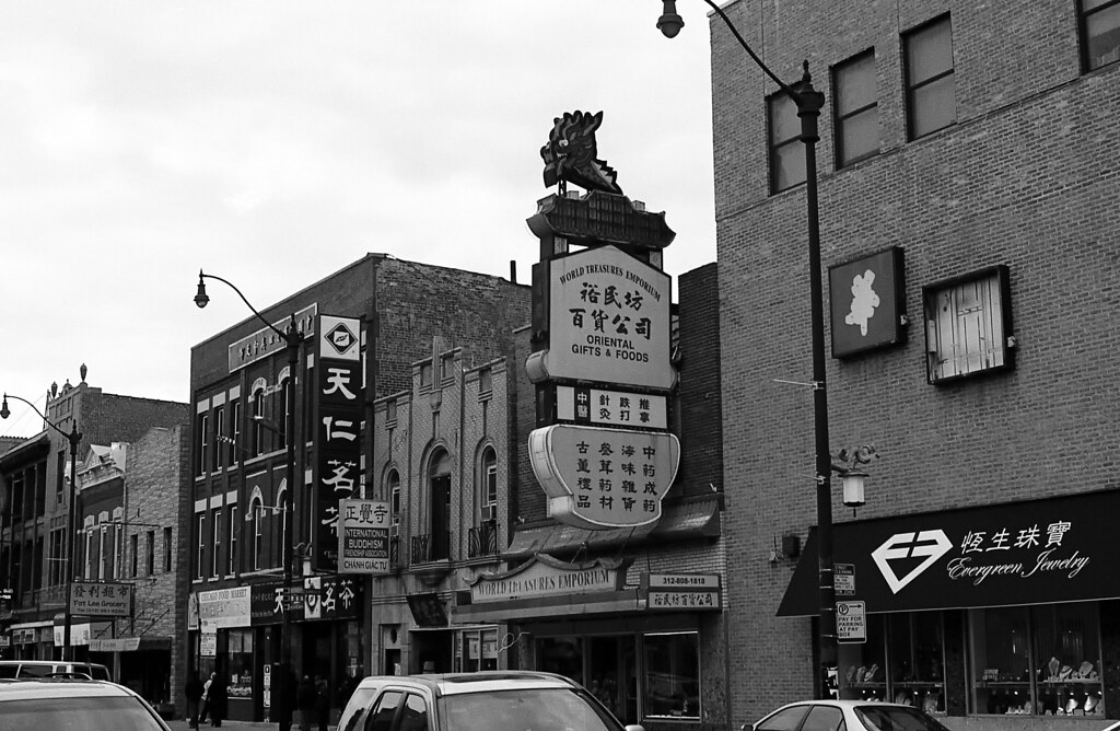 400TX:365 - Week 47 - Chicago II