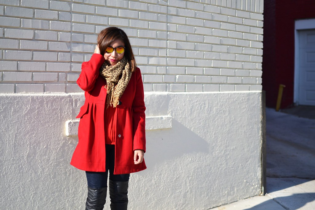 Spicy Candy DC, Red Coat 019