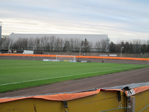 Shielfield Park, Other Goal