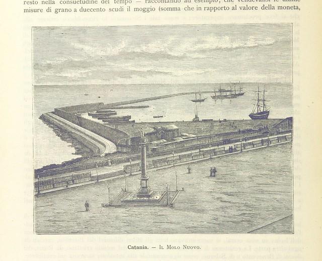 Image taken from page 258 of 'La Sicilia illustrata nella storia, nell'arte, nei paesi, etc'