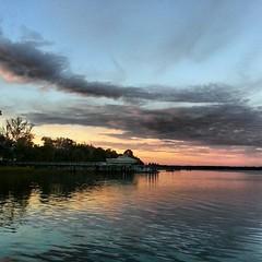 Palmetto Bluff Sunset. Awesome.