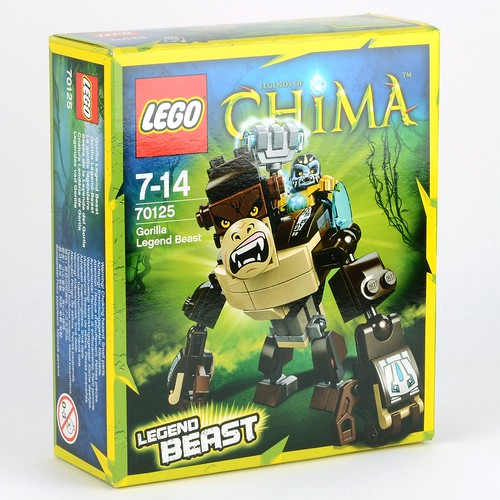 70125 Gorilla Legend Beast