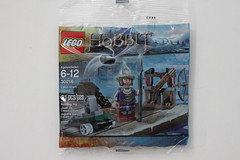 LEGO The Hobbit Lake-town Guard Polybag (30216)
