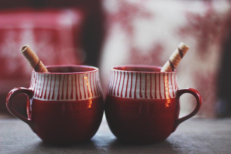 Hot chocolate kind of night