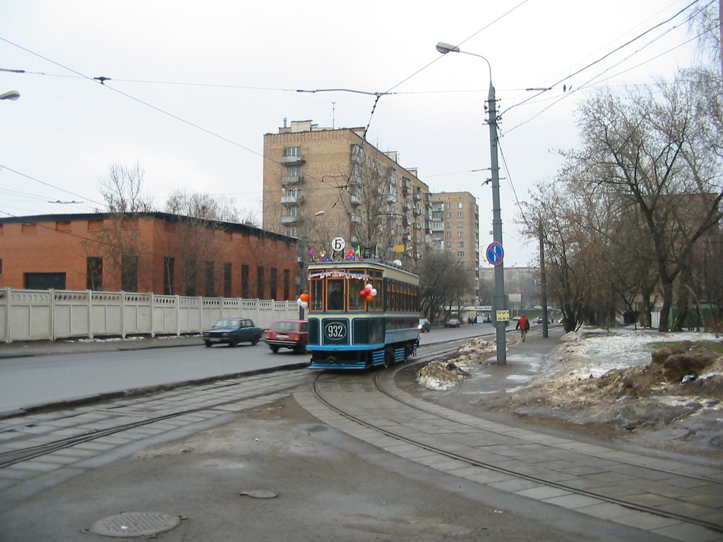 moscow tram BF 932 _20031231_139