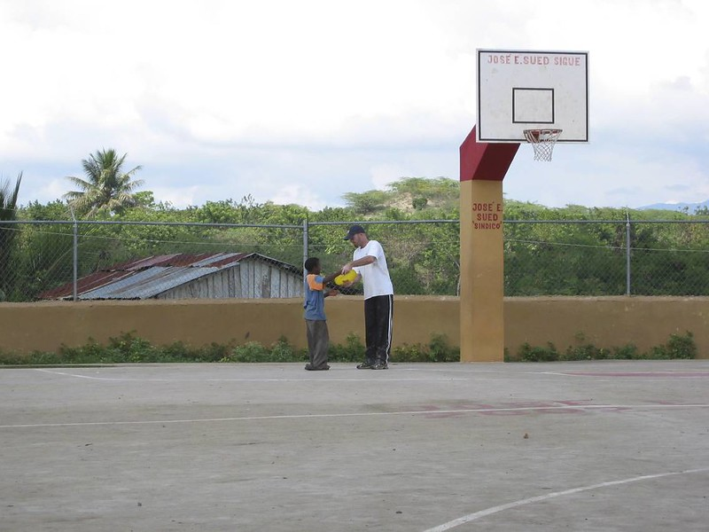 Paul Teaching in the DR