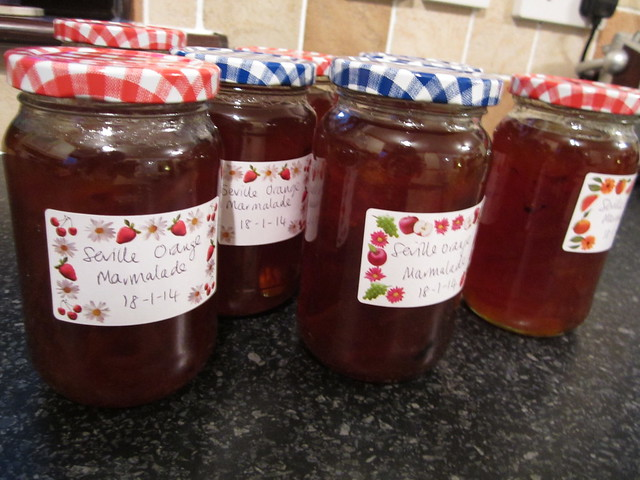 marmalade making (4)