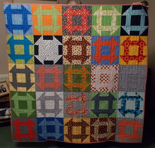 Siblings Together Block Drive - Quilt 1