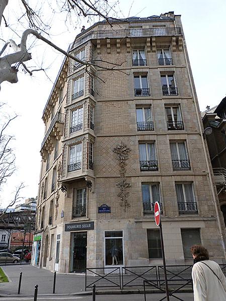 rue Chasseloup-Laubat