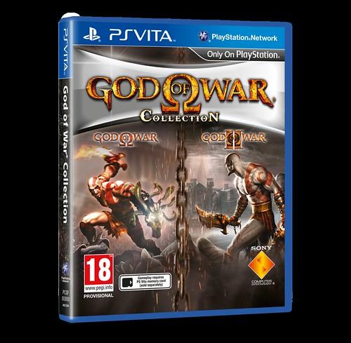 La trilogía de Sly y God of War Collection llegarán a Vita y su modelo Slim a EUA con Borderlands 2 12437457875_e86a989567