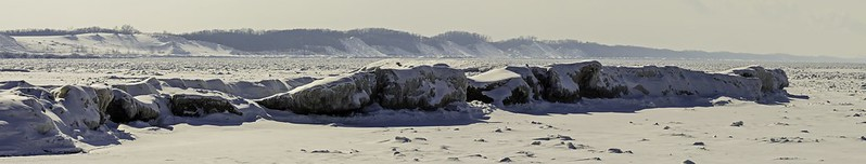 Indiana Dunes Shelf Ice