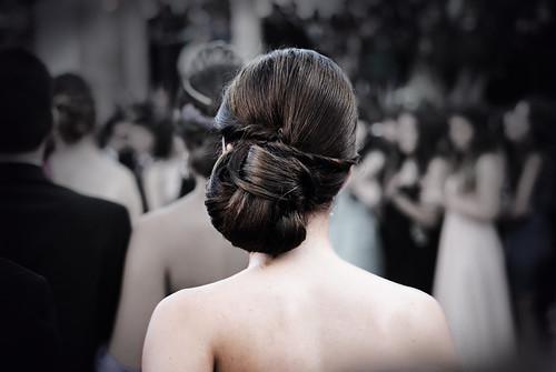 Peinado de fiesta (I)