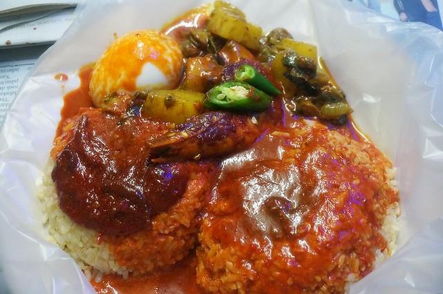 rebeccasaw penang halal food - nasi tomato batu lanchang-006