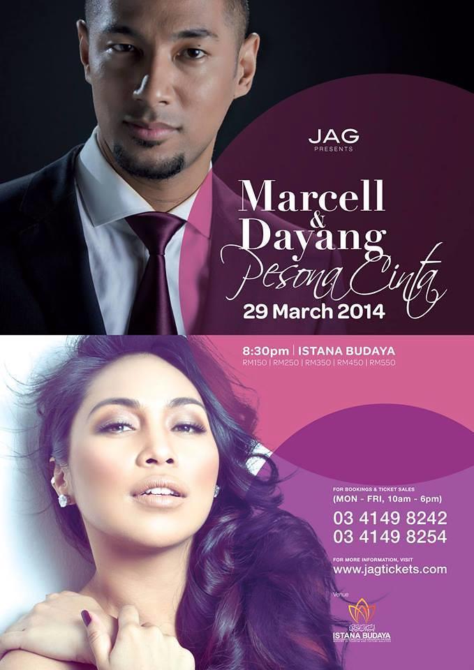 Marcell & Dayang Pesona Cinta