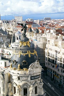 Madrid Azotea Circulo De Bellas Artes 6 Sony Dsc