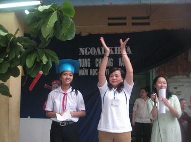 Một số giải pháp nhằm giảm tỷ lệ học sinh bỏ học  tại trường THCS Võ Thị Sáu thành phố Nha Trang – Tỉnh Khánh Hòa