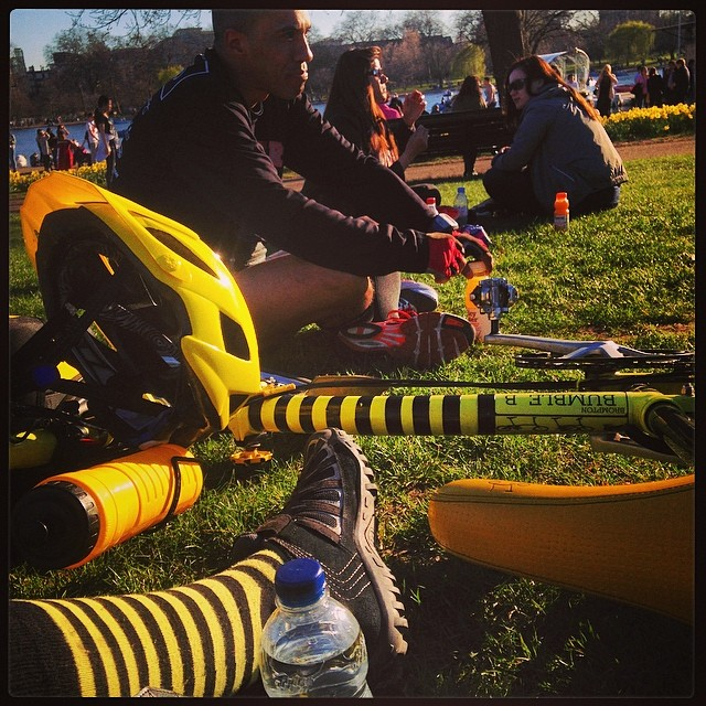 Cycle Ninjas of London: Greenwich & Camden Loop II
