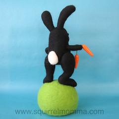 Gigantor the Ninja Bunny