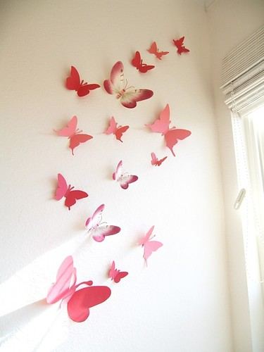 Decoración de Mariposas
