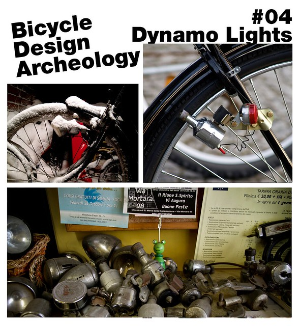 Bicycle Design Archeology Series