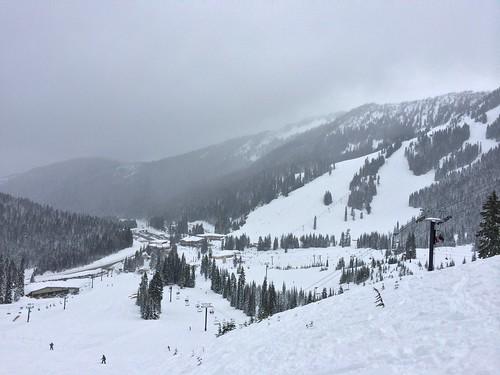 Stevens Pass by adambarhan