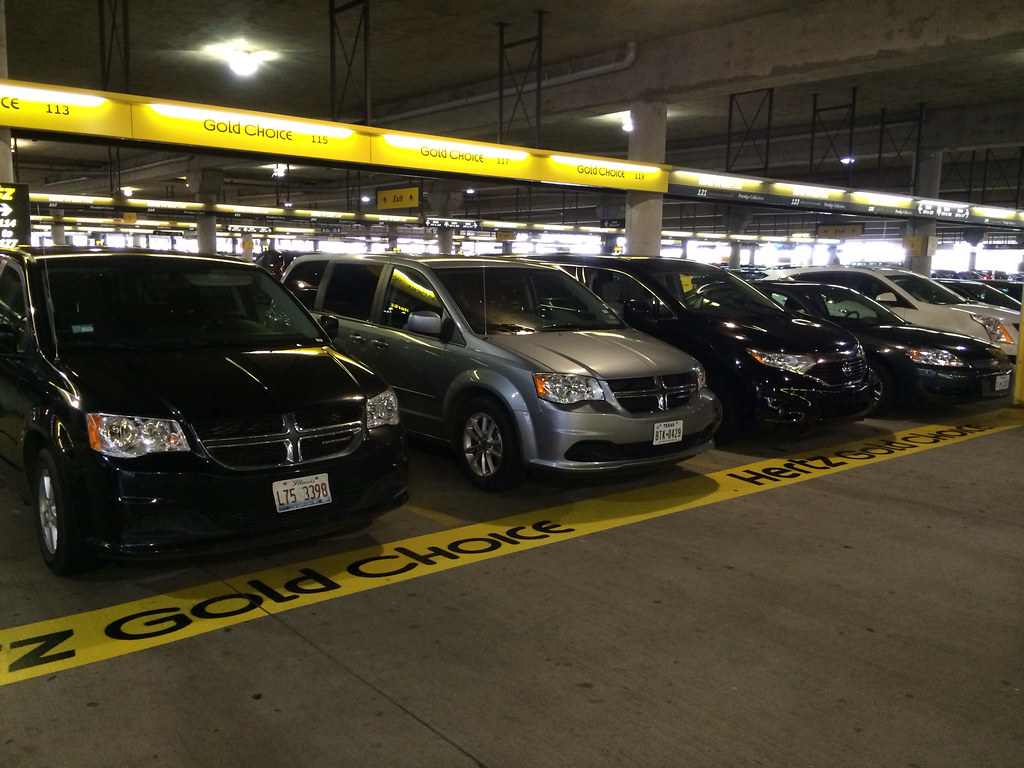 Hertz car rental lax hilton