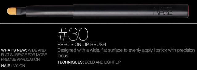 NARS Artistry Brush #30 - Precision Lip Brush