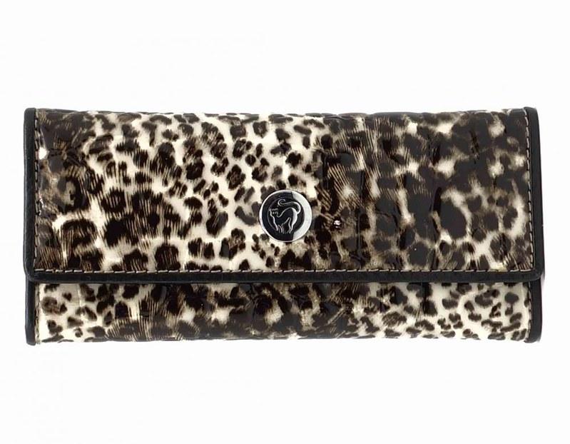 Женская кожаная ключница, коллекция СВ 3170
