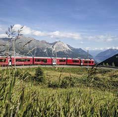 Restaurace Alp Grum dosažitelná pouze vlakem nebo pěšky