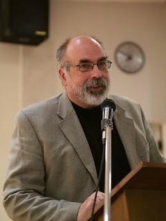 Host Monty Reid