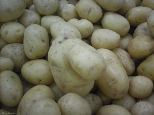 encontrei o Sr Cabeça de Batata no supermercado... : )