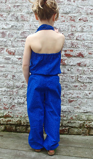 Ash Jumpsuit testing - back