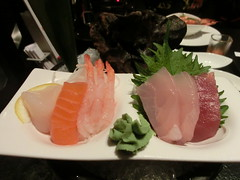 meal, sashimi, fish, sushi, food, dish, cuisine,