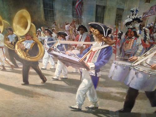 Busang Parade 1