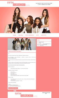 Layout à venda | Fifth Harmony Brasil