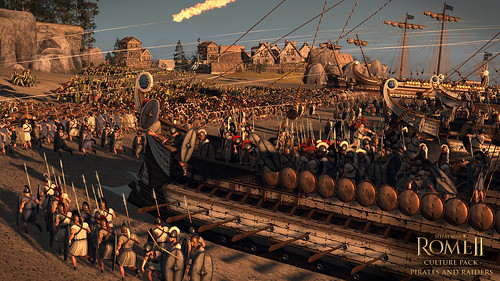 Total War: ROME II Pirates & Raiders Culture Pack