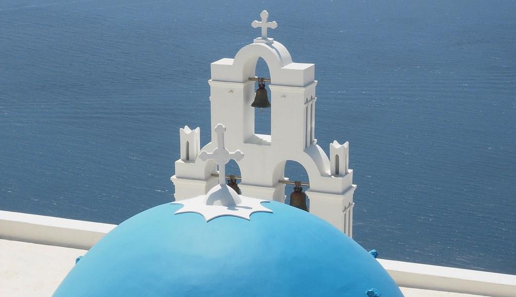 Σαντορίνη / Santorini  - Firostefani - Dome